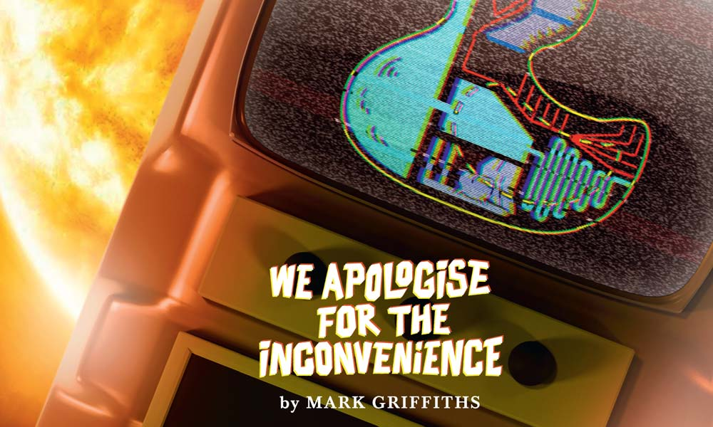 We Apologise - Script Book